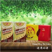 《鄉味》核桃豆奶多穀飲禮盒組(2罐裝) (1000g)(1000g)