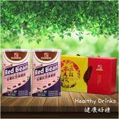《鄉味》紅棗紅豆多穀飲禮盒組(2罐裝)(1000g)