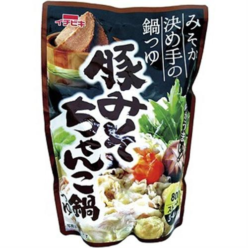 ICHIBIKI 火鍋湯底-豬肉味噌(800g)