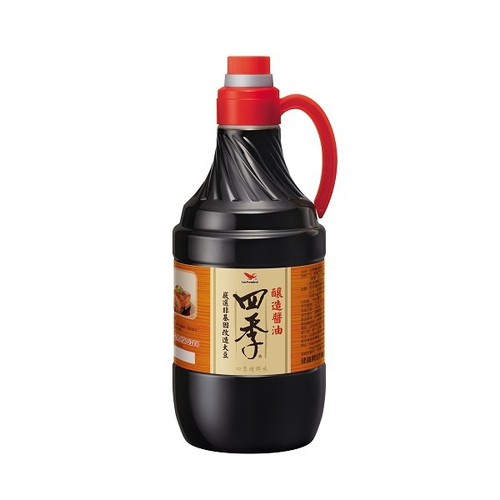 統一 四季醬油(1600ml)