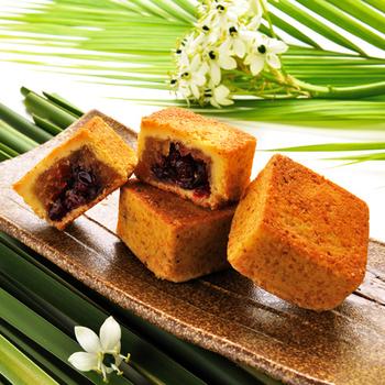 柯記鳳梨酥 蔓越莓鳳梨酥禮盒(10入/盒)