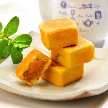 柯記鳳梨酥 鳳黃酥禮盒(10入/盒)