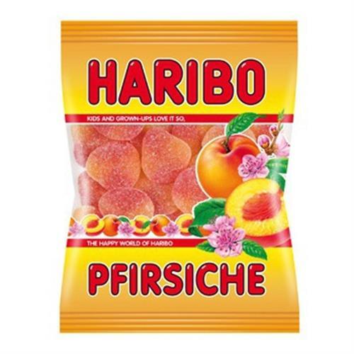 哈瑞寶 水蜜桃風味Q軟糖200g(200g/包)