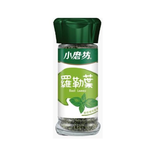 小磨坊 羅勒葉(純素)(8g/瓶)