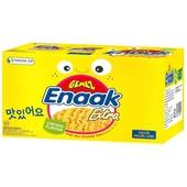 《韓國Enaak》小雞麵點心麵重量包(30g*24包/盒)