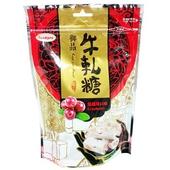 《Foodpro》香草杏仁軟牛軋-蔓越莓250g/包