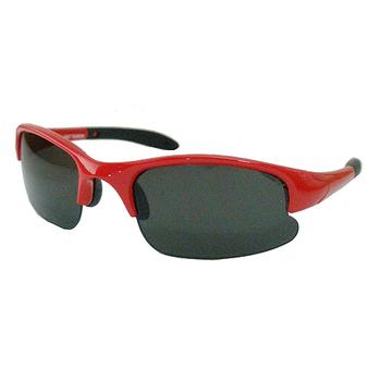 【Chimon Ritz】星空帥兒童太陽眼鏡-紅 (雙色鏡架)