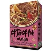《珍苑》紅燒牛筋牛肚牛肉麵(470g)