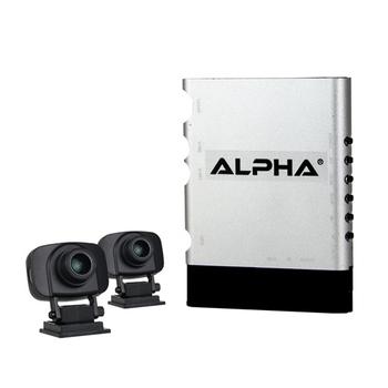 ALPHA F2 雙鏡頭1080P WDR 行車紀錄器(汽車專用)贈32GC10記憶卡
