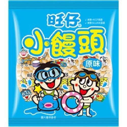 旺旺 旺仔小饅頭原味(300g/包)