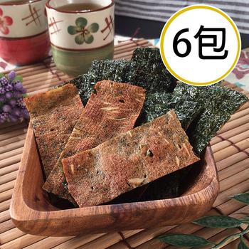 正合味 海苔虱目魚薄脆燒26g/包(1包)