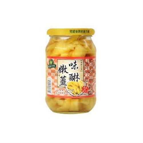 自然本味 味醂嫩薑(380g)