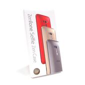 《ASUS》【買一送一】ASUS ZenFone Selfie ZD551KL專用 原廠金屬色背蓋 (盒裝)(金色)