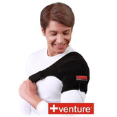 《+venture》KB-1240 家用肩部熱敷墊