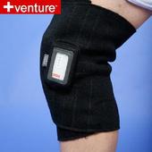 《+venture》SH-35 鋰電膝部熱敷墊