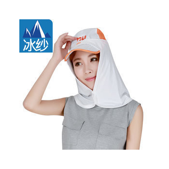 《NU》【恩悠數位】NU 高機能冰紗防曬臉罩