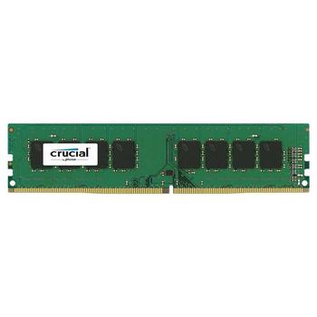 美光 Micron Crucial DDR4 2133 8GB 桌上型 RAM 記憶體(0649528775849)(Crucial DDR4 2133)