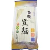 《統一生機》本物-有機寬麵(300g/包)