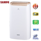 《SAMPO聲寶》16L 空氣清淨除濕機 AD-W632P