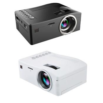 IS愛思 P-018 60吋HDMI行動便攜微型投影機(白色)