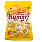 《義美》寶吉果汁QQ糖-芒果(176g/包)