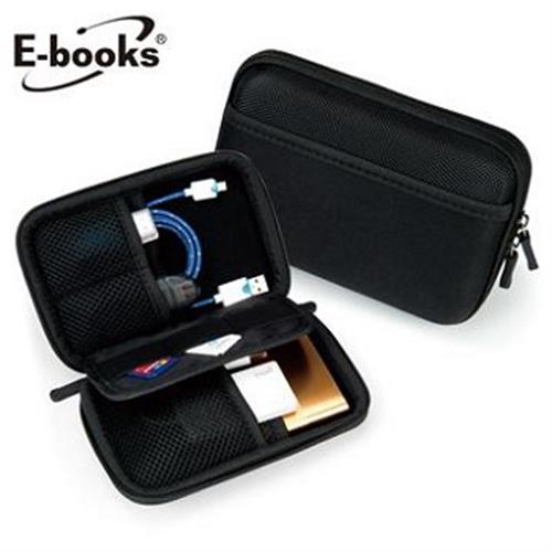 E-books U1多功能防震收納包E-CWF038BK(顏色隨機出貨)