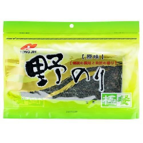 《極餐》野海苔 - 原味(32公克)