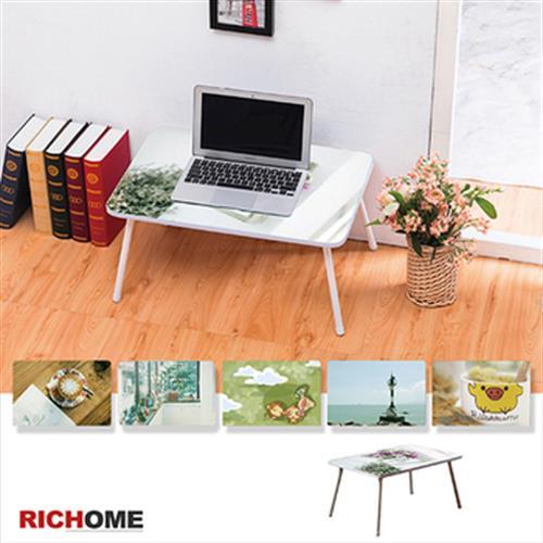 簡約折疊桌(59x40.5x29.5cm/BHTA396/1-5)