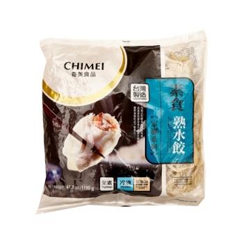 奇美 冷凍素食熟水餃(1190g)