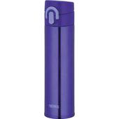 《膳魔師》真空保溫瓶JNI藍色400ml(JNI-400-BL)