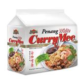 《益福》檳城白咖哩湯麵(105G*4包/組)