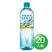 《台鹽》海洋鹼性離子水(850ml*20入/箱)