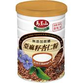 《馬玉山》無加糖亞麻籽杏仁粉(400g)