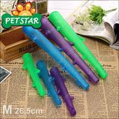 《PET STAR》耐咬樹枝啾啾玩具M(紫色)