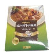 《樂雅樂》馬鈴薯牛肉咖哩 200g/盒