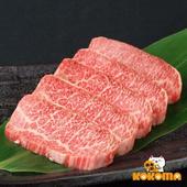 《極鮮配》澳洲M9+日本種和牛牛排(150g±10%/袋*1袋)