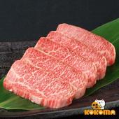 《極鮮配》澳洲M9+日本種和牛牛排(150g±10%/袋*3袋)