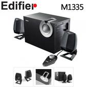 《Edifier》Edifier 漫步者 M1335 2.1 聲道電腦三件式 防磁 線控 多媒體喇叭(M1335)