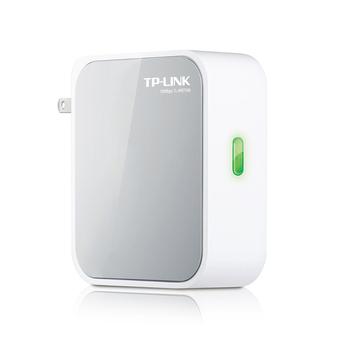 TP-LINK TP-LINK TL-WR710N 150Mbps 無線 N 可攜式迷你口袋型無線路由器(TL-WR710N)