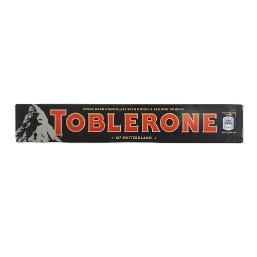 TOBLERONE 瑞士三角黑巧克力(100g/盒)