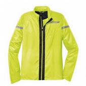 《BROOKS》男款-夜光可收納超輕量防風外套 #BK210673305(S)