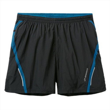 BROOKS 男款-極速乾二件式慢跑短褲 #BK210278004(S)