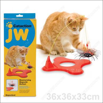 《jw》磁力逗貓器(小瓢蟲)