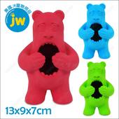 《JW》PlayBites抗憂鬱漏食熊(紅色)