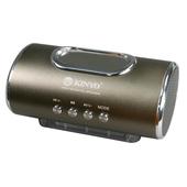 《KINYO》LED顯示FM讀卡音箱MPS378