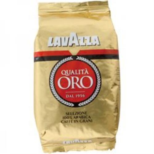 義大利LAVAZZA歐羅 金牌咖啡豆(1kg/包)