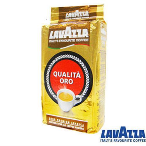 義大利LAVAZZA 歐羅金牌咖啡粉250(250g/包)
