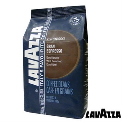 義大利LAVAZZA 香醇濃縮咖啡豆(1kg/袋)