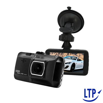 LTP 3.0吋黑魔俠WDR 1080P高畫質行車記錄器(187-L)