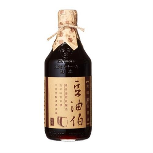 豆油伯 缸底醬油(500ml)